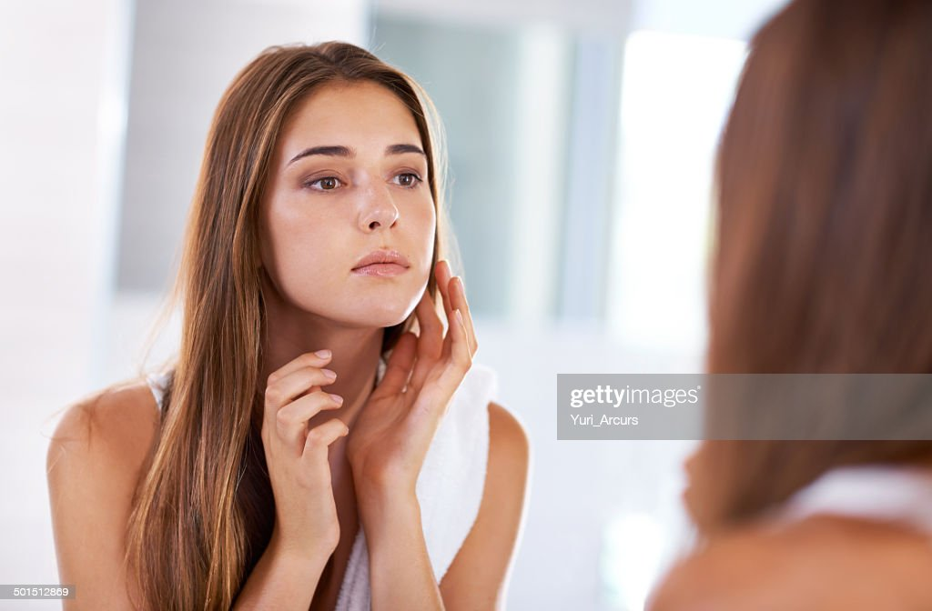 Judging beauty : Stock Photo