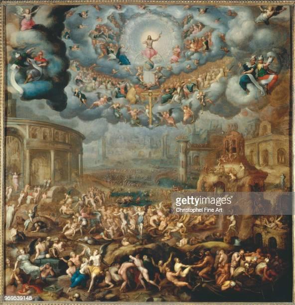 Judgment Day Cousin Jean dit le Fils Louvre Museum France