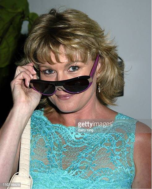 Judi Evans during OCCHI Eye Boutique Store Opening Arrivals and Inside at Occhi Eye Boutique in West Hollywood CA United States