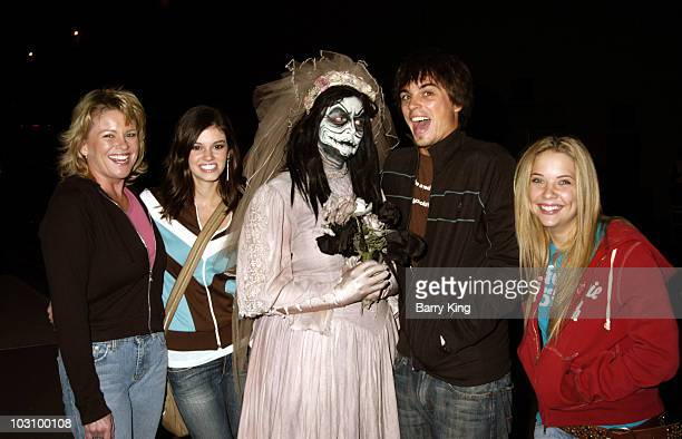 Judi Evans Rachel Melvin the Bride Darin Brooks and Ashley Benson