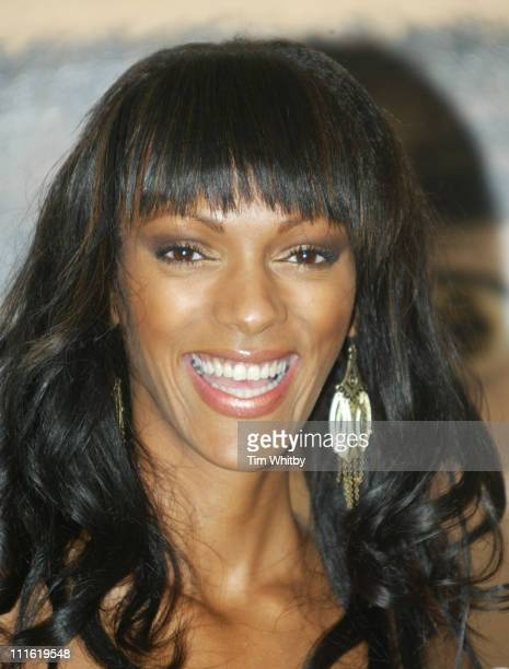 Judi Shekoni during Private Moments Photocall at Apart Gallery in London Great Britain