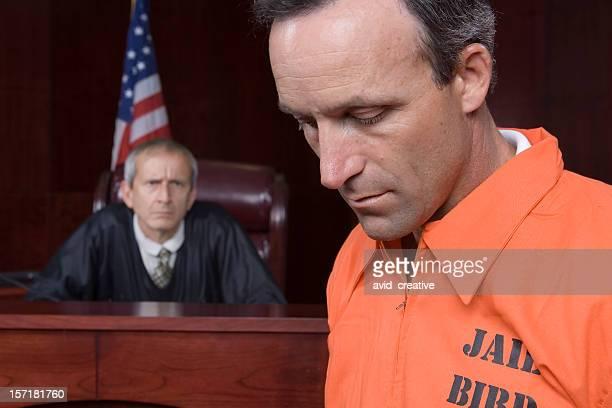 US Judicial System-remorseful criminal