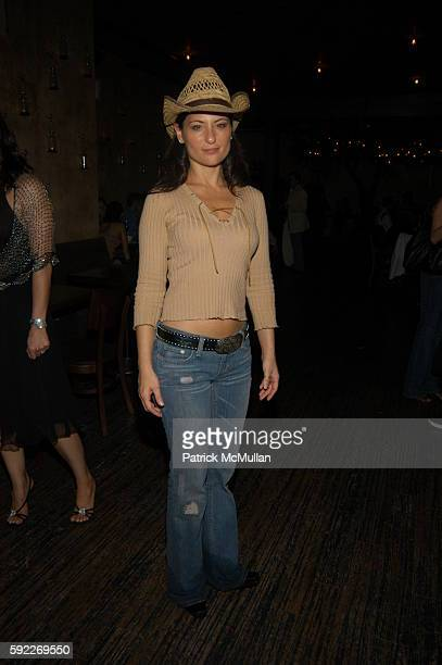 Judie Aronson attends Opening of LOFT at Loft on September 26 2005 in New York City