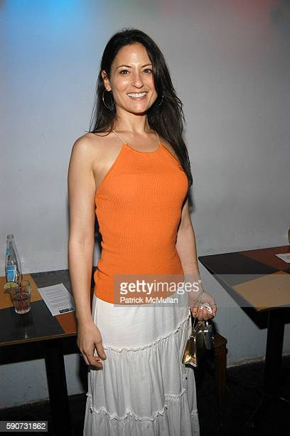 Judie Aronson attends The Aristocrats Screening and After Party at Carolines Comedy Club at Carolines on July 26 2005 in New York City