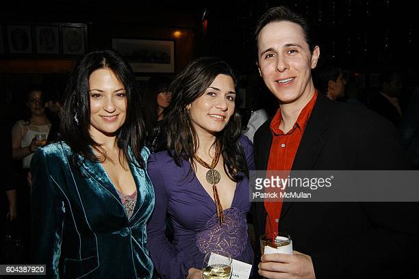 Judie Aronson Samantha Daniels and Marcus Allen Cooper attend Premiere of Sidney Lumet's FIND ME GUILTY after Party at Gallagher's Steakhouse on...