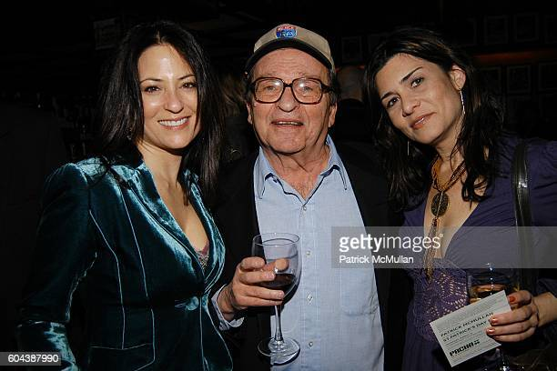Judie Aronson Sidney Lumet and Samantha Daniels attend Premiere of Sidney Lumet's FIND ME GUILTY after Party at Gallagher's Steakhouse on March 14...