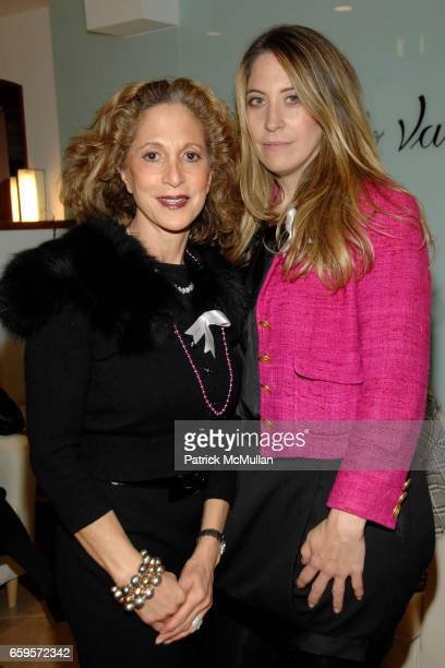 "Judith Agisim and Kim Martin attend Sofia's ""Hair for Health"" Annual Party at the Rodolfo Valentin Salon and Spa on October 11 2009 in New York City"