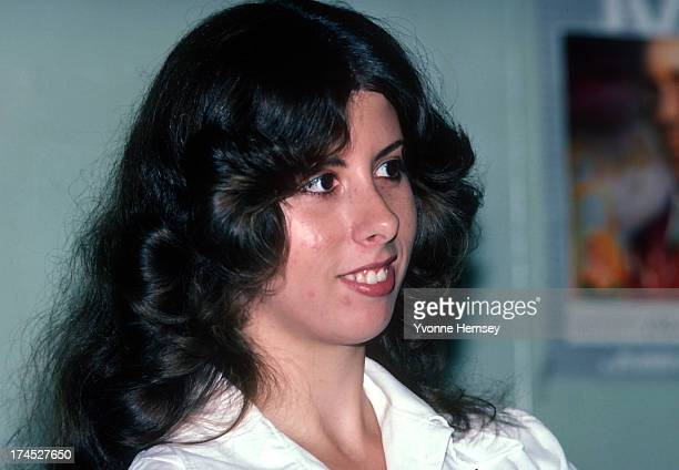 Judith Ann Neeley is photographed October 19 1984 at the Julia Tutwiler Prison for Women in WETUMPKA ALABAMA Judith Ann along with her husband Alvin...