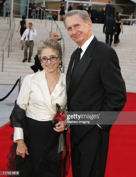 Judith Auberjonois and Rene Auberjonois during Los Angeles Philharmonic Opens Fourth Season at Walt Disney Concert Hall at Walt Disney Concert Hall...