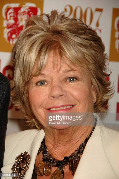 Judith Chalmers attends the TRIC Awards 2007, at the Grosvenor House on March 6, 2007 in London, England.