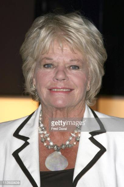 """Judith Chalmers during """"Hell's Kitchen 2"""" - Day 13 - Arrivals at Atlantis Building, Brick Lane in London, Great Britain."""