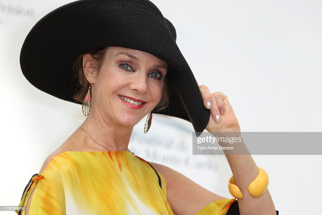 Judith Chapman attends Photocall for 'The Young And The Restless' during the 51st Monte Carlo TV Festival on June 9, 2011 in Monaco, Monaco.