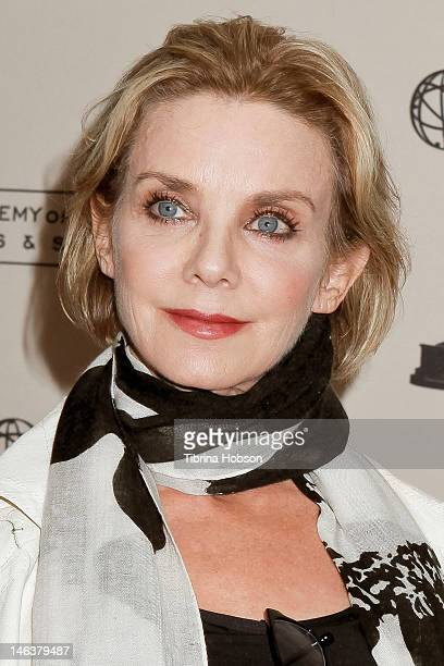 Judith Chapman attends the 39th annual daytime Emmy Awards nominees reception at SLS Hotel on June 14 2012 in Beverly Hills California