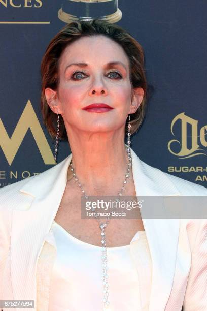 Judith Chapman attends the 44th Annual Daytime Emmy Awards at Pasadena Civic Auditorium on April 30 2017 in Pasadena California