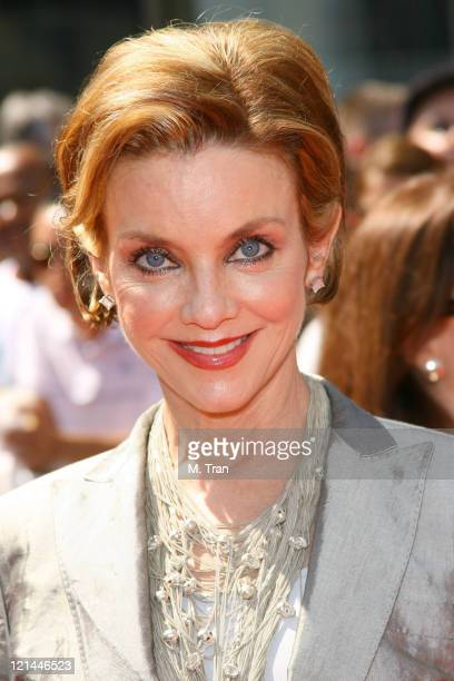 Judith Chapman during 34th Annual Daytime Emmy Awards Arrivals at Kodak Theatre in Hollywood California United States