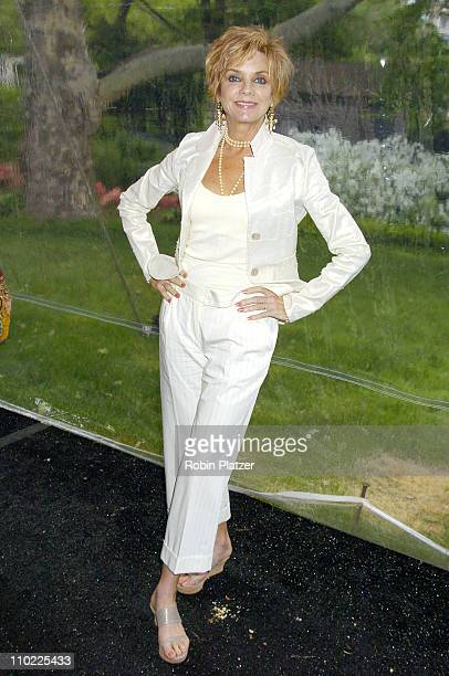 Judith Chapman during New York City Hosts Reception in Honor of 32nd Annual Daytime Emmy Awards at Gracie Mansion in New York New York United States