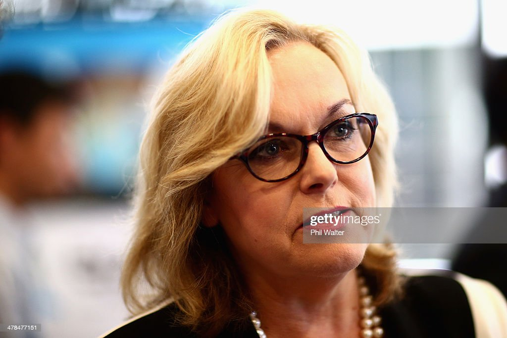 Judith Collins Launches Office Of Ethnic Affairs Partnership With Export NZ and EMA : News Photo
