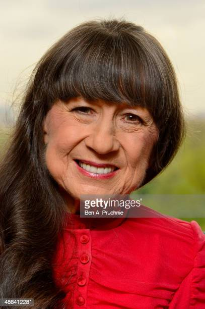 Judith Durham of The Seekers attends a photocall ahead of their 50th anniversary tour at Royal Garden Hotel on April 24, 2014 in London, England.