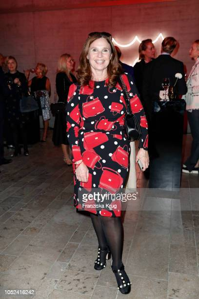 Judith Epstein attends the Dom Perignon 'The Legacy' on October 17 2018 in Munich Germany
