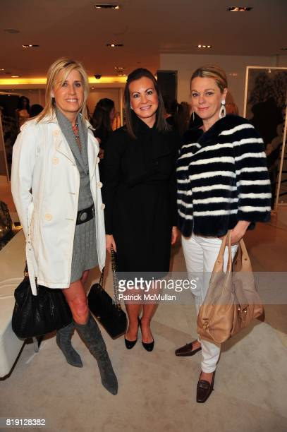 Judith Giuliani and Debbie Bancroft attend VALENTINO Spring/ Summer 2010 Collection Private Luncheon and Presentation hosted by Samantha Boardman...