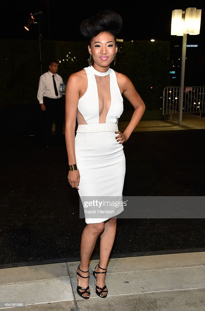 Judith Hill attends the 66th Annual Primetime Emmy Awards Governors Ball held at Los Angeles Convention Center on August 25, 2014 in Los Angeles, California.
