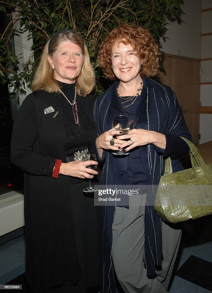 Judith Ivey and Margret Whitton are seen at the Academy Pays Tribute To Arthur Penn at the Academy Theater at Lighthouse International on November 17, 2005 in New York City.