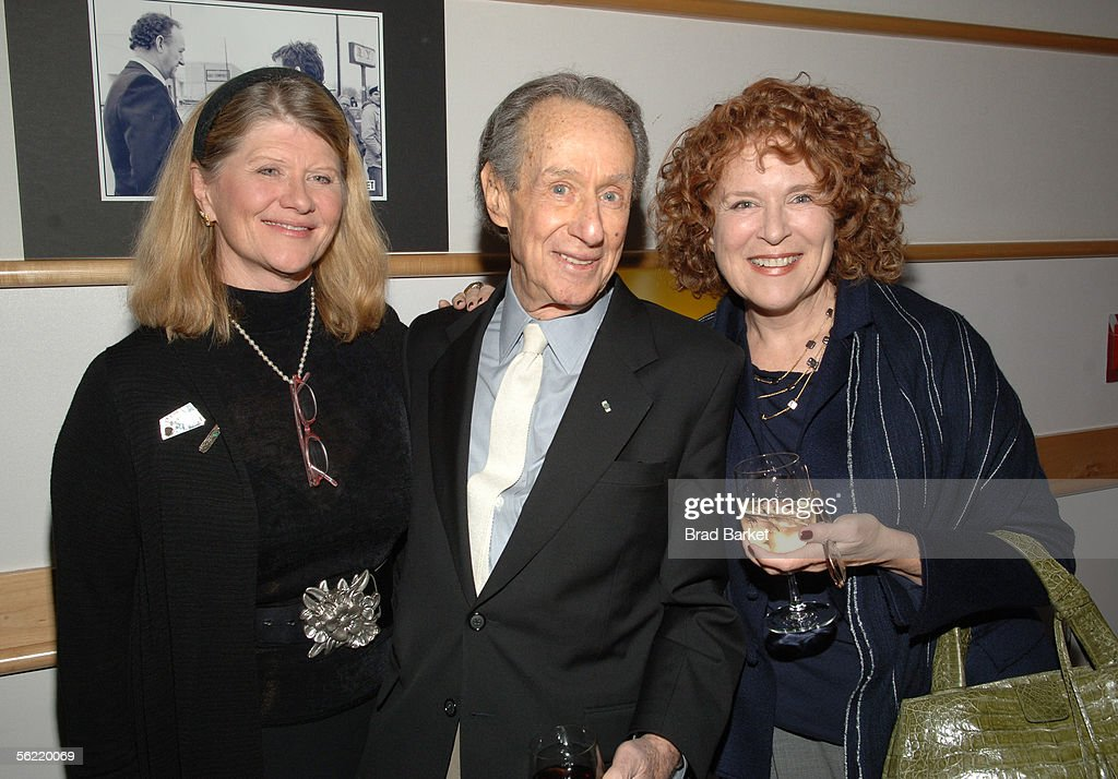 Judith Ivey, Arthur Penn and Margret Whitton are seen at the Academy Pays Tribute To Arthur Penn at the Academy Theater at Lighthouse International on November 17, 2005 in New York City.