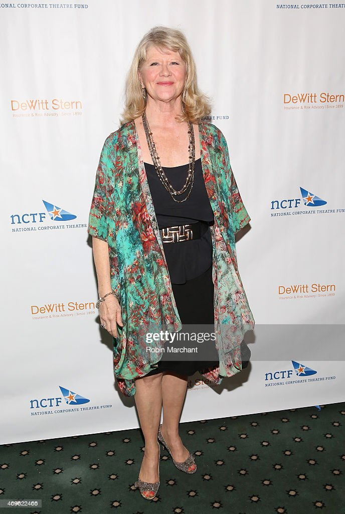 Judith Ivey attends National Corporate Theatre Fund's 2015 Chairman's Awards Gala at The Pierre Hotel on April 13, 2015 in New York City.