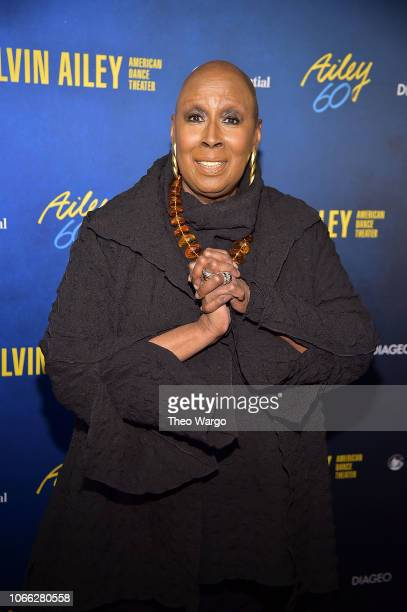 Judith Jamison attends the Alvin Ailey American Dance Theater's 60th Anniversary Opening Night Gala Benefit at New York City Center on November 28...