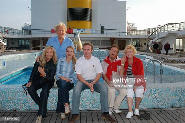 Judith Jersey Ehemann Mel Jersey Stefanie Hertel Lebensgefährte Stefan Mross Schwiegervater in spe Eberhard Hertel Ehefrau Elisabeth Hertel...
