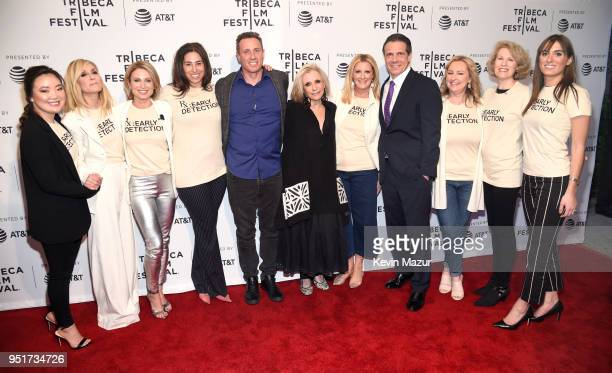 Judith Light Amy Robach Kathleen Finch Jane Rosenthal Chris Cuomo Sandra Lee New York Governor Andrew Cuomo Kimber Lee and Mariah Kennedy Cuomo...