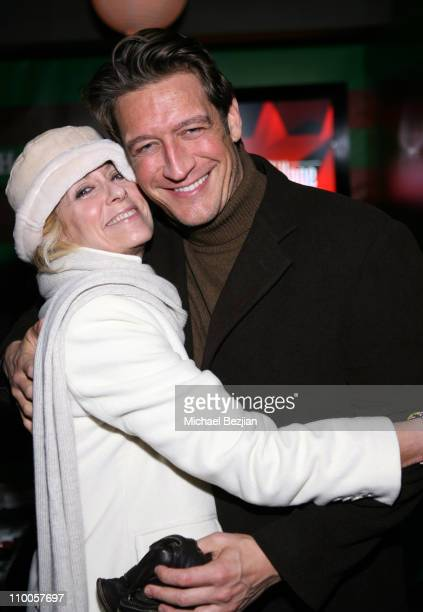 Judith Light and Robert Gant during 2007 Park City - Outfest Party at Heineken Green Room at Heineken Green Room in Park City, Utah, United States.