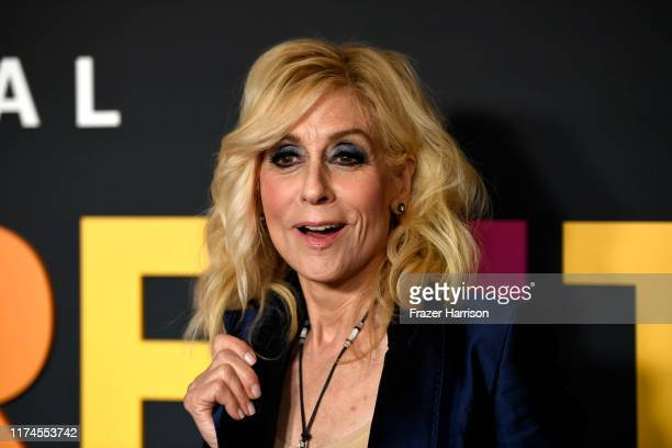 Judith Light arrives at the LA Premiere Of Amazon's Transparent Musicale Finale at Regal LA Live on September 13 2019 in Los Angeles California