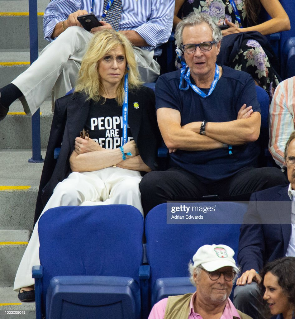 Judith Light at Day 12 of the US Open held at the USTA Tennis Center on September 7, 2018 in New York City.