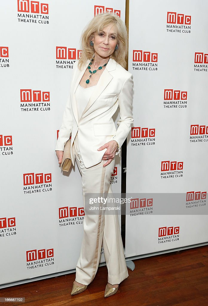 Judith Light attend s'The Assembled Parties' Broadway Opening Night after party at the Copacabana on April 17, 2013 in New York City.