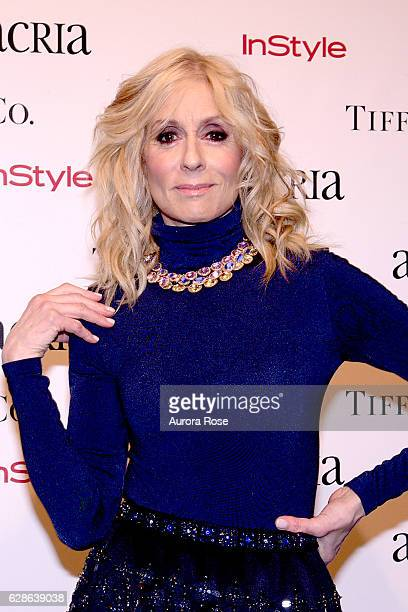 Judith Light attends ACRIA Holiday Dinner Honoring The Robert Mapplethorpe Foundation Judith Light and Casey Fremont at The 69th Regiment Armory on...