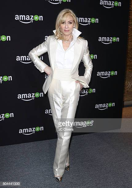 Judith Light attends Amazon Studios Golden Globes Party at The Beverly Hilton Hotel on January 10 2016 in Beverly Hills California