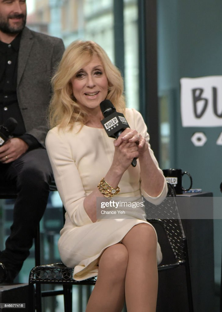 Judith Light attends Build series to discuss 'Transparent' at Build Studio on September 13, 2017 in New York City.