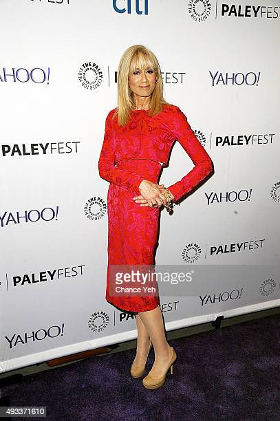 Judith Light attends PaleyFest New York 2015 Transparent at The Paley Center for Media on October 19 2015 in New York City