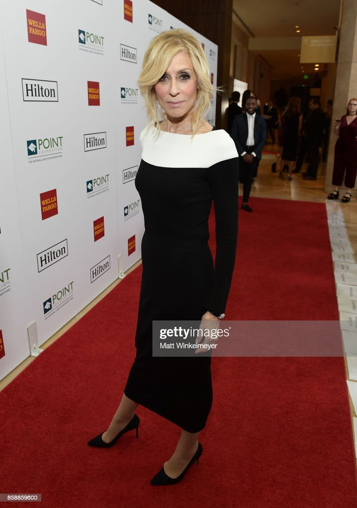 Judith Light attends Point Honors Los Angeles 2017, benefiting Point Foundation, at The Beverly Hilton Hotel on October 7, 2017 in Beverly Hills, California.