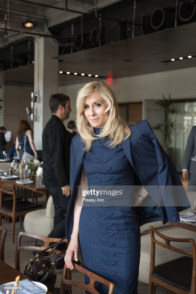 Judith Light attends Special Women's Power Lunch Hosted by Tina Brown at Spring Place on June 19, 2017 in New York City.