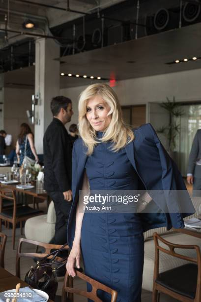 Judith Light attends Special Women's Power Lunch Hosted by Tina Brown at Spring Place on June 19 2017 in New York City