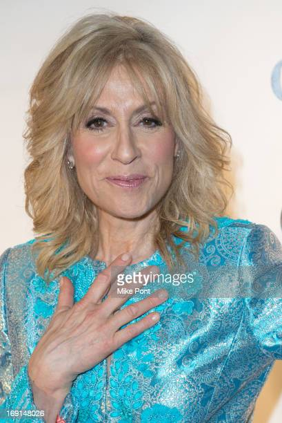 Judith Light attends the 2013 Obie Awards at Webster Hall on May 20, 2013 in New York City.