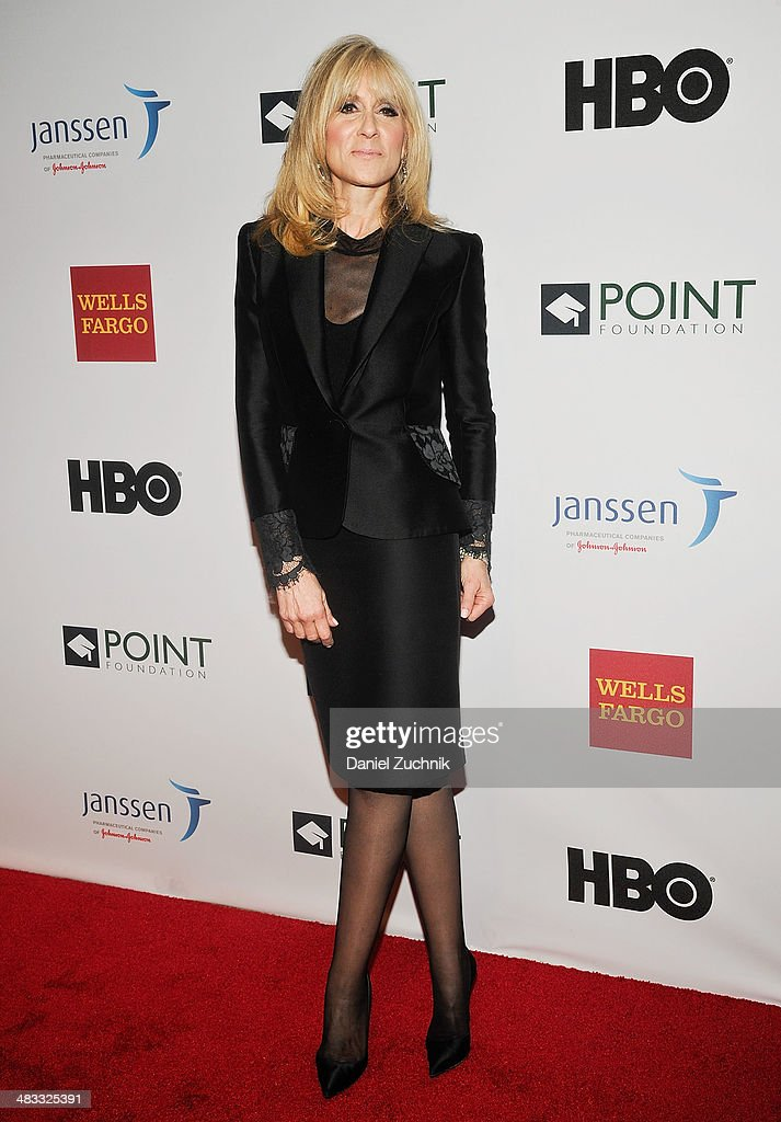 Judith Light attends the 2014 Point Honors New York gala at New York Public Library on April 7, 2014 in New York City.