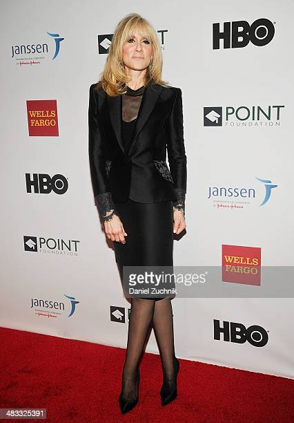 Judith Light attends the 2014 Point Honors New York gala at New York Public Library on April 7 2014 in New York City