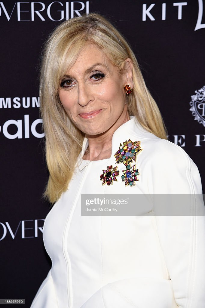 Judith Light attends the 2015 Harper's BAZAAR ICONS Event at The Plaza Hotel on September 16, 2015 in New York City.