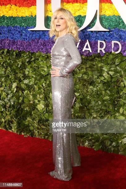 Judith Light attends the 2019 Tony Awards at Radio City Music Hall on June 9 2019 in New York City