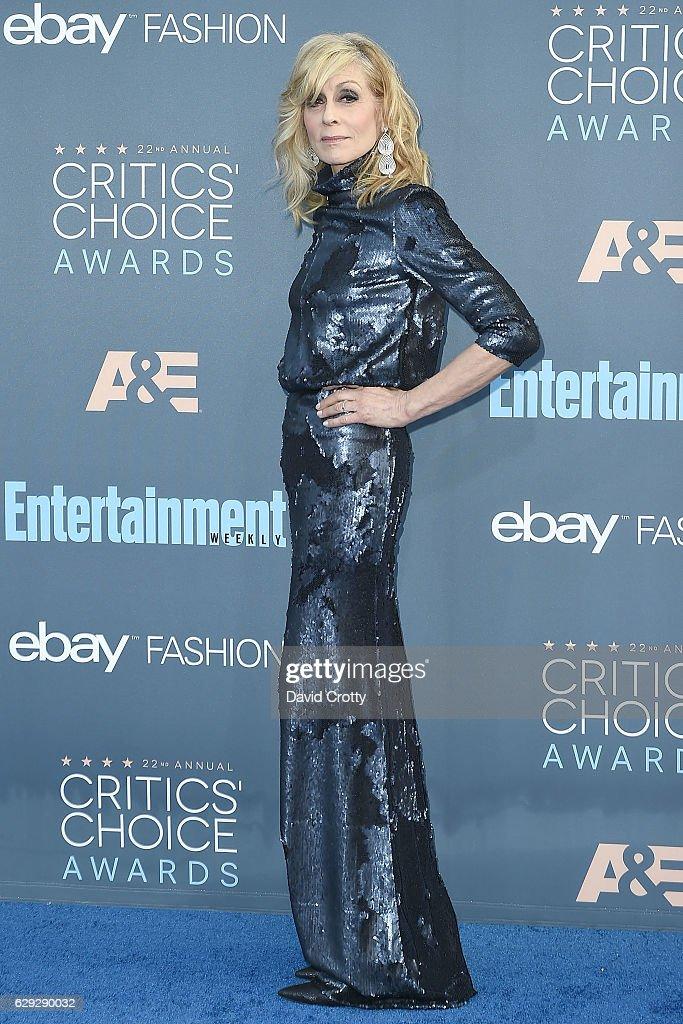 22nd Annual Critics' Choice Awards - Arrivals : Nachrichtenfoto