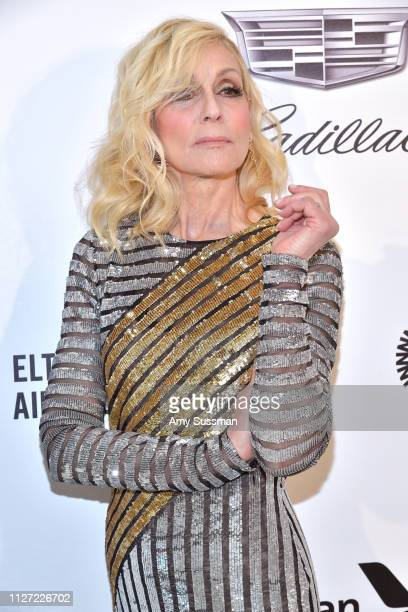 Judith Light attends the 27th annual Elton John AIDS Foundation Academy Awards Viewing Party celebrating EJAF and the 91st Academy Awards on February...