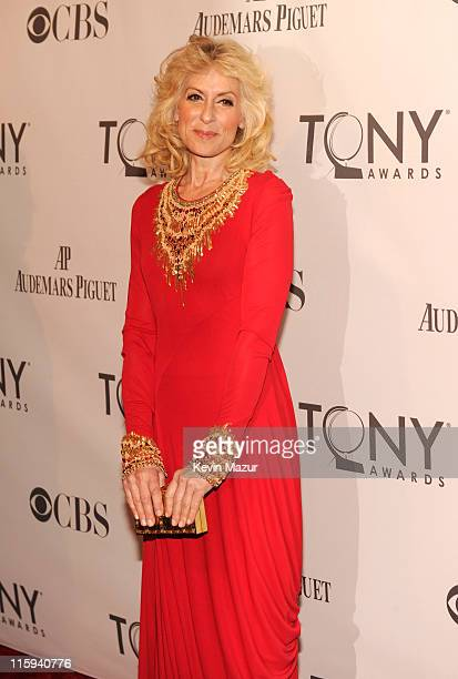 Judith Light attends the 65th Annual Tony Awards at the Beacon Theatre on June 12, 2011 in New York City.